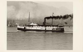 "SS ""Cheam"" built 1891, Union Steamship Company"