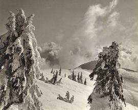 No. 2 - Skiers at Mt. Seymour, Vancouver, B.C.