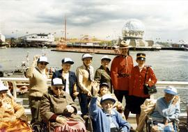 Seniors on an outing to Expo '86
