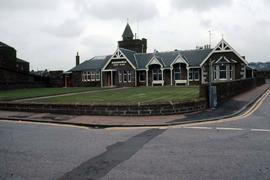 Complex of the Caledonia Golf Club located in Aberdeen
