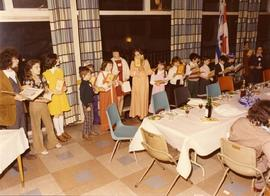 Passover 1976 - A Wonderful Evening Enjoying by Young and Old
