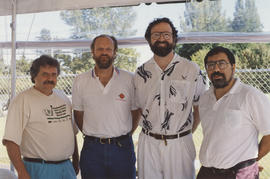 B'nai B'rith golf tournament, Mark Zlotnik far left