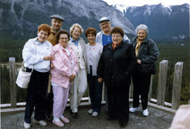 Group at Banff