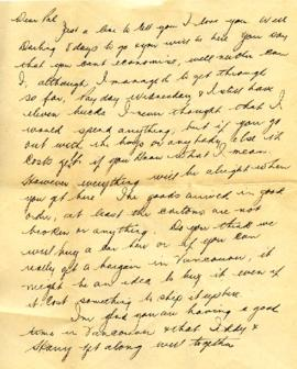 Letter from Ralph, April 11, 1942