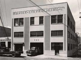 Empire Stevedoring Co. Ltd. office, 395 Railway Street, Vancouver