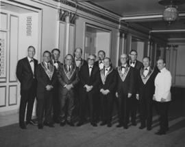 B'nai B'rith Lions Gate Lodge Executive