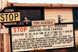 U.S.Customs Alaska