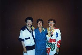 [Three B'nai B'rith women]