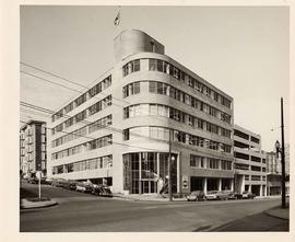 Graphic Arts Building addition, complete, 1200 West Hastings, Vancouver, British Columbia, no. 8
