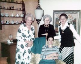Dora Ash, Ann Helman, and Sally Arenot, Los Angeles