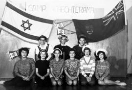 Camp Schechterama, United Synagogue Youth, Beth Israel Religious School