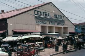 "Building called the ""Central Market Cooked Food Section"""