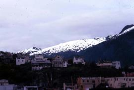 View of Juneau, Alaska