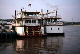 Two riverboats