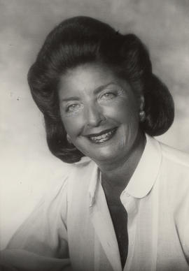 Portrait of Dorothy Reitman