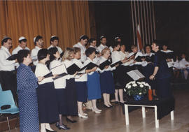 Beth Tikvah Choir