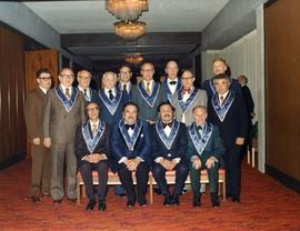 Lions Gate executive June - 1973 at installation