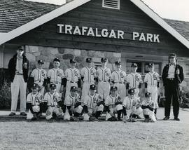 [B'nai B'rith Little League baseball team]