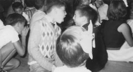 JCC - Unidentified group of children