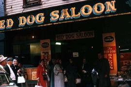 Red Dog Saloon in Juneau, Alaska