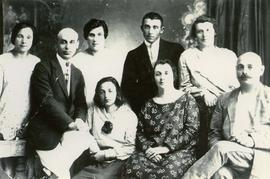 [Reproduction of an unknown original of the Deezik family]