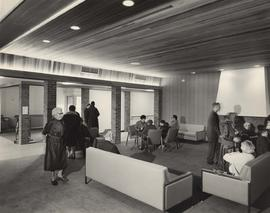 Interior of Louis Brier Home and Hospital