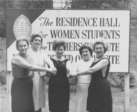 National Women's League convention, New York conference
