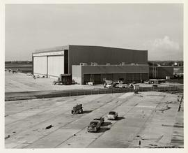 Trans-Canada Air Lines Maintenance Base upon completion, Vancouver International Airport, no. 6