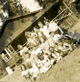 Habonim camp that year at Camp Hatikvah