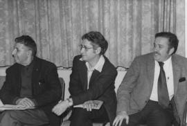 Abraham [Glotman], Dr. Fred Katz, and Dr. Joe Bensimon.
