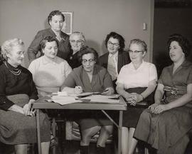 Meeting of the Board of Pioneer Women