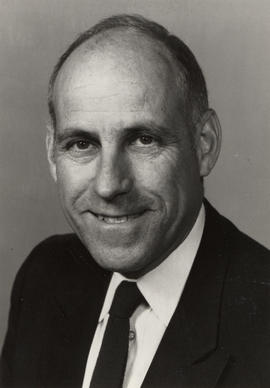 Portrait of Gerry Weiner