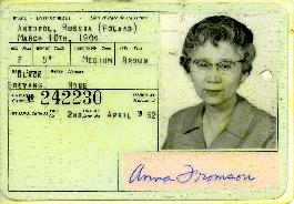 Certificate of Canadian Citizenship, April 2, 1962