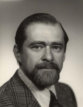 Cyril E. Leonoff portrait