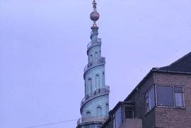 Architecturally interesting steeple
