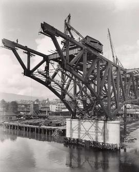 No. 27-A - Granville Bridge, course of construction