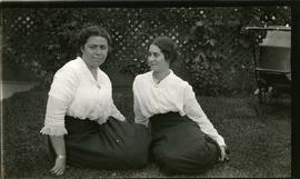 Ruby Sylvester and Sister
