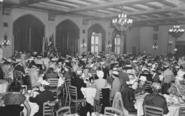 Luncheon convention at the Vancouver Hotel