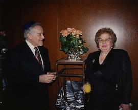 60th anniversary [- Marvin Weintraub with an unknown woman]