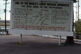 "Sign titled ""One of the World's Great Natural Wonders"