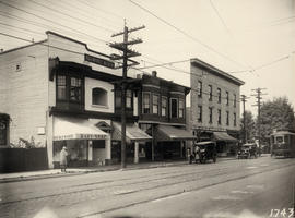 Commercial Drive and Charles Street