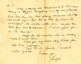 Letter from Ralph, April 6, 1942
