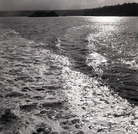 [Wake of a Ferry]