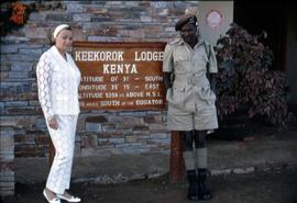 """Keekorok Lodge,"" Kenya"