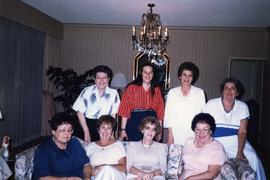 [Women at a B'nai B'rith Women event]