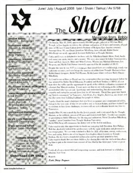 The Shofar - June 2008