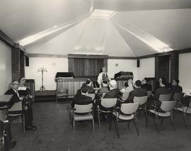 Synagogue at Louis Brier Home and Hospital