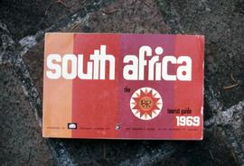 1969 Tourist Guide for South Africa