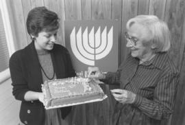 'Happy Birthday B'nai B'rith Women'