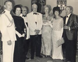 'Dialogue on NCJW,' group of men and women in formal attire